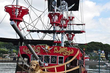 今日の一枚「海賊船」
