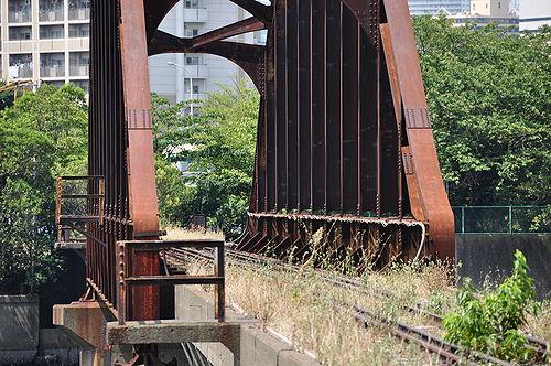 今日の一枚「廃橋」