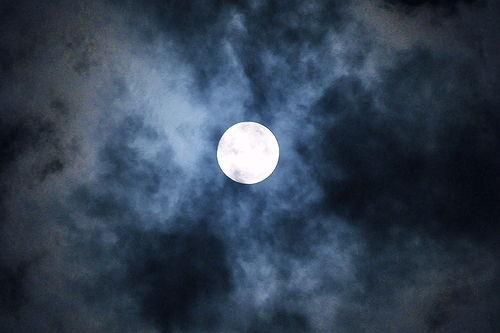 今日の一枚「中秋の名月」