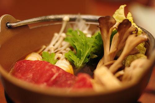 天川荘の食事は絶品。