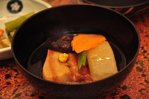 夕食は信州サーモンに鴨鍋など。もう言葉も出ない美味しさ。