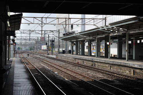 今日の一枚「水戸駅」