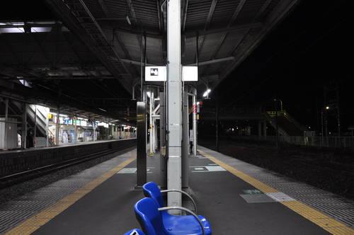 今日の一枚「駅」